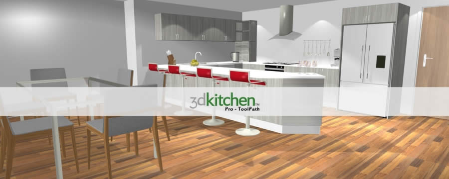 3d Kitchen V10